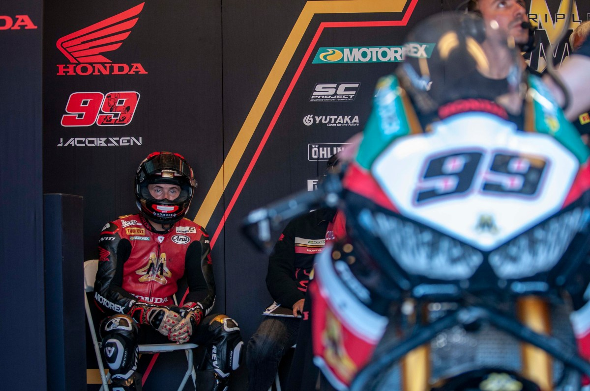 PJ Jacobsen Gets the Nod - Will Race on HRC's Factory Red Bull Honda Team at the Suzuka 8-Hours